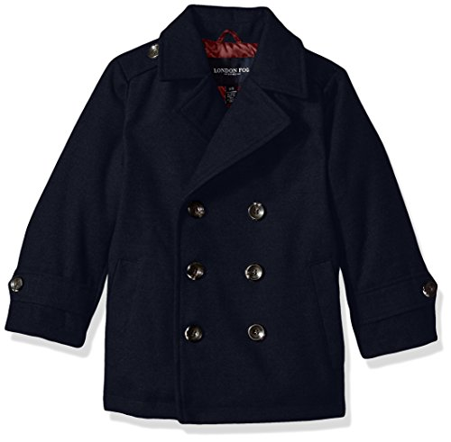 Big Button Wool Coat - 3