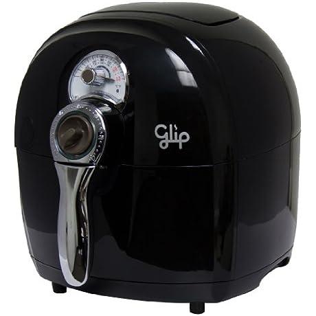 Glip AF800 Oil Less Air Fryer Black