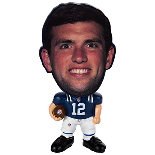 Indianapolis Colts Luck A. #12 Flathlete Figurine ()