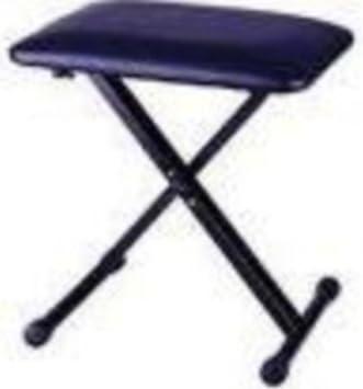 Amazon.com: BANQUETA TECLADO - TCM (KDT/5402) Plegable y Regulable (Altura 41/50 Cm.) (Asiento 32x43 Cm.): Musical Instruments