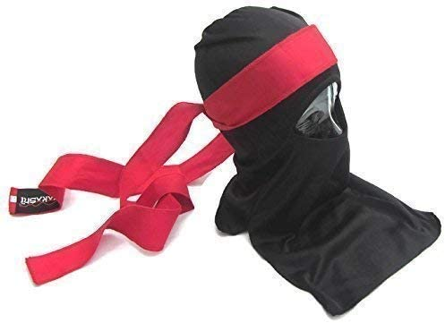 Ninja Shinobi último guerrero máscara (AKA) con juego ...