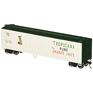 Bachmann Trains Tropicana 50' Steel Reefer