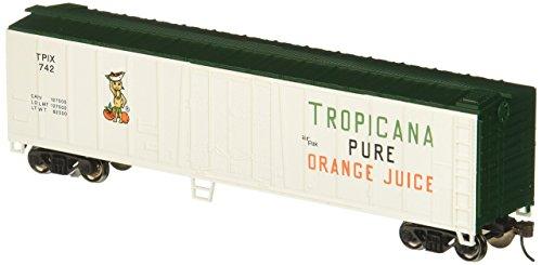 Bachmann Trains Tropicana 50' Steel Reefer - Reefer 50' Steel