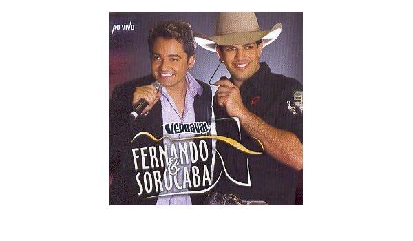 CD FERNANDO VENDAVAL SOROCABA AO 2009 VIVO BAIXAR E -
