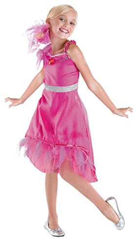 High School Musical Sharpay Prom Halloween Costume S Girls Small (Fits 4-6)