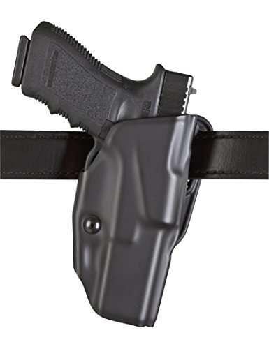 Safariland 6377-83-412 ALS Belt Holster for Glock, Left Hand, Plain Black