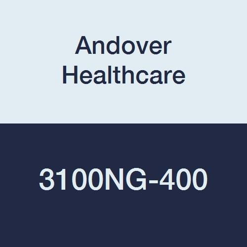 Image of Adhesive Bandages Andover Healthcare 3100NG-400 Coflex Non-Woven Cohesive Self-Adherent Wrap, 15' Length, 1' Width, Neon Green, Latex Bulk (Pack of 400)