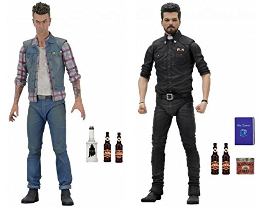 Division Figure Set (Preacher Jesse and Cassidy 7-Inch Action Figure Set of 2)