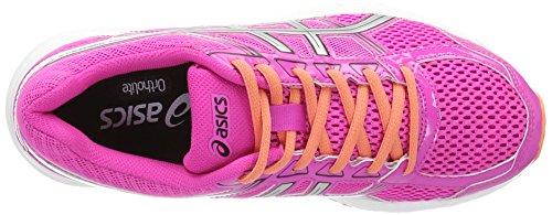 Black Adulto Zapatillas T765n Varios Glow de Pink Unisex Deporte Colores 2093 Silver Asics YBZxqw67w