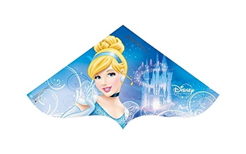 Couples Disney Princess (SkyDelta 42 Inch Disney Princess Cinderella Poly Diamond Kite by)
