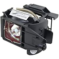 Infocus LP130 Projector Lamp 132-Watt 2000-Hrs UHP (Replacement)