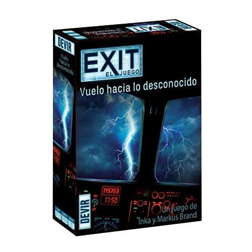 Devir- Exit 15 Juego, Multicolor (BGEXIT15) a buen precio