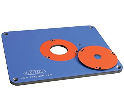 Kreg prs3030 precision router table insert plate amazon kreg prs3030 precision router table insert plate greentooth