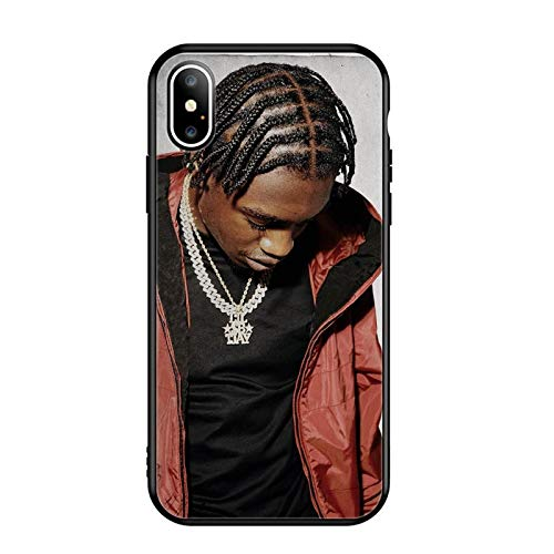 Clothing Inspired by Lil Tjay Phone Case Compatible With Iphone 7 XR 6s Plus 6 X 8 9 11 Cases Pro XS Max Clear Iphones Cases T Clothing Stuffed 4000207779122 Bookbag Kids