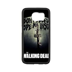 samsung galaxy s6 case(TPU), The Walking Dead Cell phone case Black for samsung galaxy s6 - HHKL3321877