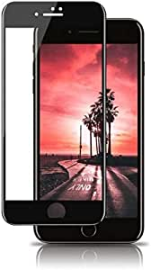 5D Glass Screen Protector for iPhone 7 Plus (5.5 Inch) - Black