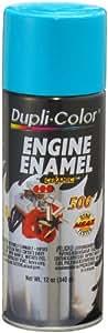 Dupli-Color EDE164307 Ceramic Torque 'N' Teal Engine Paint - 12 oz.