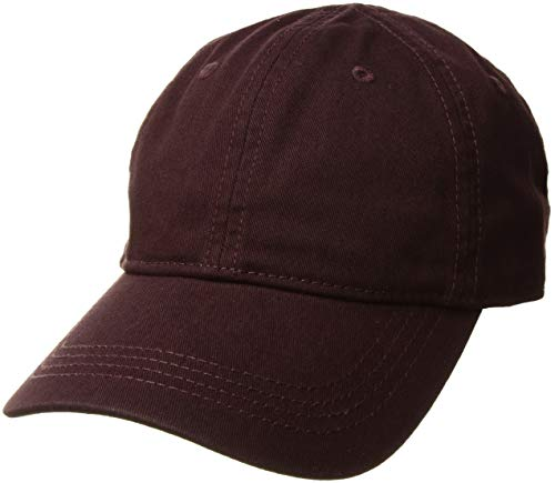 Aeropost.com El Salvador - Lacoste Mens Cotton Gabardine Cap with Signature  Green Croc b4c13db04a72