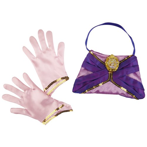 Disney Princess Disney Princess Enchanted Evening Deluxe Purse: Rapunzel (Tangled Rapunzel Dress)