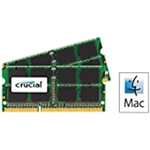Compatible upgrade 16GB kit (2 x 8GB) DDR3 PC3-12800, 1600MHz SODIMM for the Apple iMac 3.5GHz Quad-Core Intel Core i7 (27-inch, Late 2013 and mid 2014)
