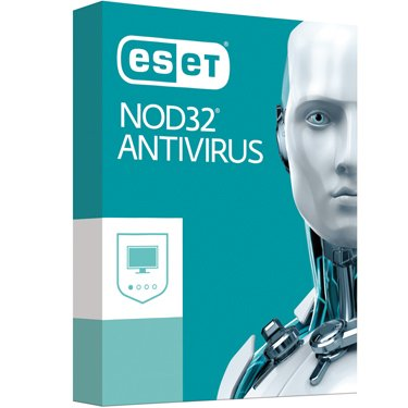 Eset Nod32 Antivirus 2016 1Year 3PCs
