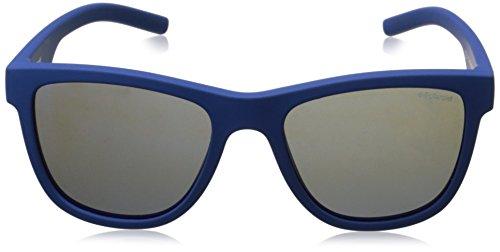 Greyblmirror poliamida Pz Geométrico Polaroid PLD Bluette hombre 8018 S Azul w8ISARq