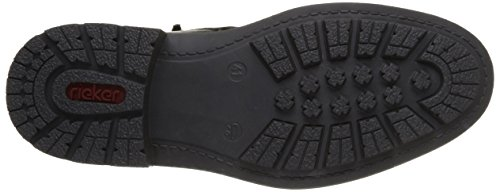 Rieker 31552 Herren Chelsea Boots Schwarz (schwarz/schwarz / 00)