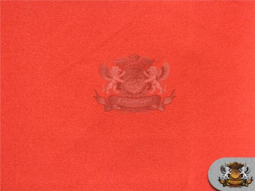 Poly Silk Satin Fabric RED / 58 Wide / Sold by the yard by FABRIC EMPIRE   B00F5CAEEA