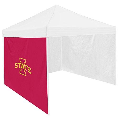 Logo Brands NCAA Iowa State Cyclones Adult Side Panel, Cardinal