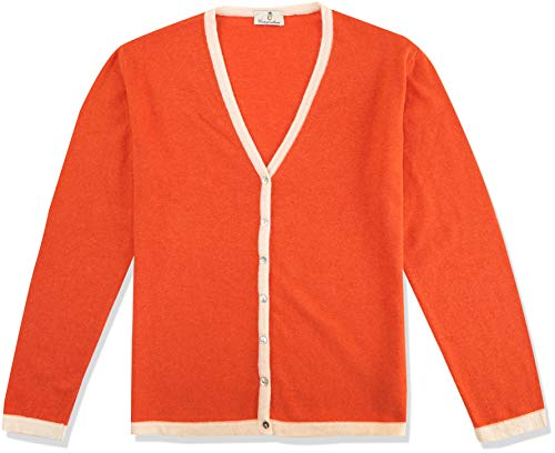 00 Multicolore 3142 Conte Mujer 78 Cnch paprika Suéter Para Cashmere ecru Of zZnrZX