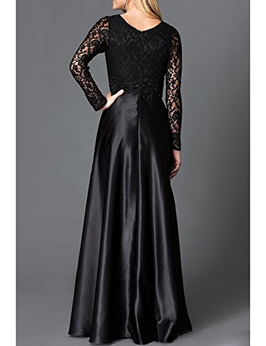 A Schwarz Linie Damen Fanciest Kleid wpax0q01