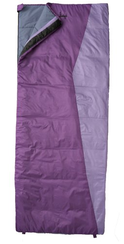 Slumberjack Telluride Womens Synthetic Sleeping Bag, Regular, Outdoor Stuffs