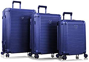 Heys Edge 3pc Luggage Set (Cobalt)