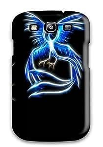 HDYey2746ztUup Case Cover, Fashionable Galaxy S3 Case - Articuno Zapdos Moltres
