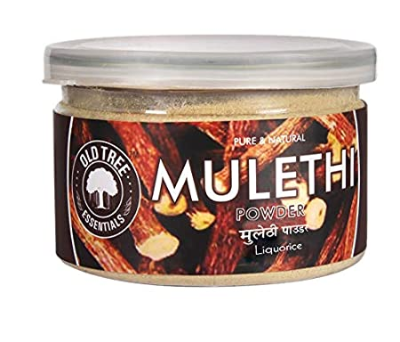 Mulethi (licorice) Powder for Hair and Face,100 gm