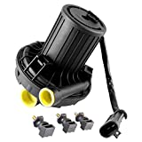 INEEDUP Secondary Air Injection Smog Air Pump Compatible with 2004-2009 Buick Lucerne Rainier Cadillac DTS Chevrolet S10 Trailblazer GMC S15 Envoy Oldsmobile Replace :15097130