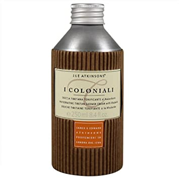 I Coloniali Invigorating Tibetan Shower Cream with Rhubarb 250ml shower cream by I Coloniali