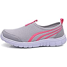 Kebinai Men's Shoes Sports Shoes Mesh Breathable Soft Bottom Leisure Men and Women Running Shoes Female