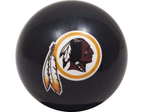 Imperial NFL Washington Redskins Pool Billiard Cue/8 Ball - Black