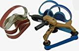 BLUEROCK Tools 40A & 50 Belts Pipe Polisher Belt Sander Belts fit Metabo NEW