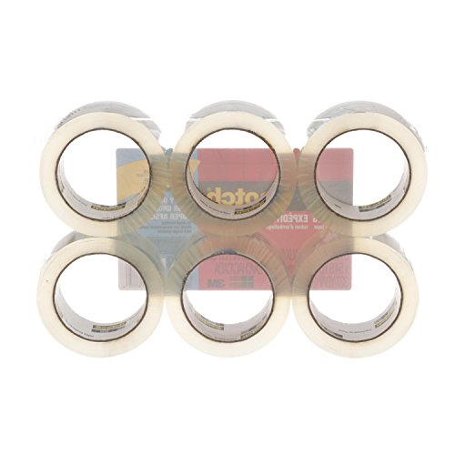 051131677746 - Scotch Heavy Duty Shipping Packaging Tape, 1.88 Inches x 54.6 Yards, 6-Rolls (3850-6) carousel main 3