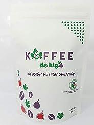Kaffee de higo. Infusion higo organico- 250g