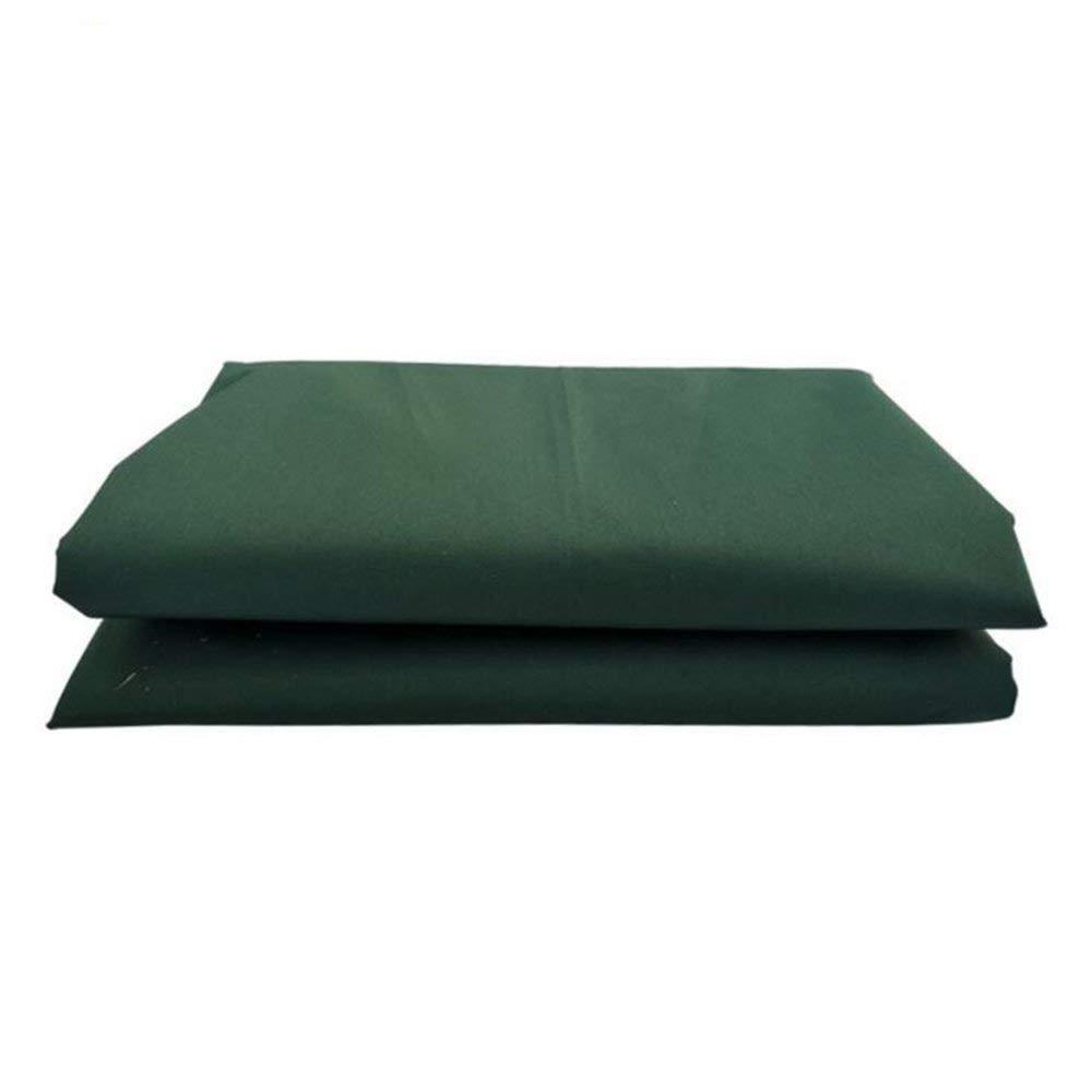 1.52m ATR Toile de Tente BÂche Toile de Tente en Polyester Toile de Tente imperméable Toile Oxford imperméable Vert foncé 400g   m \u0026 sup2; -0.5mm pour l'extérieur