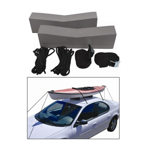 Attwood Marine Attwood Kayak car-topキャリアキット/ 11438 – 7 / by attwood B013XSKCPI