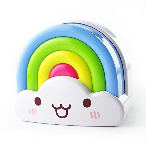 Zitrades Rainbow Toddler Nightlight Sensor product image