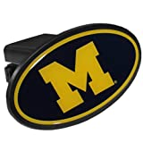 NCAA Michigan Wolverines Class III Plastic Hitch Cover