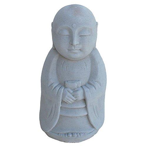 "Buddha Standing Jizo Garden Statue 11""H"