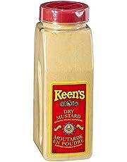 Keen's Genuine Double Superfine, Dry Mustard, 454g