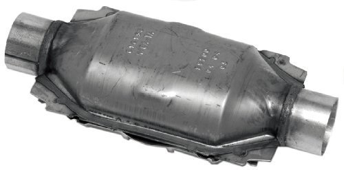 Walker 15037 Standard Universal Converter - Non-CARB Compliant by Walker - Catalytic Converter Chevrolet Corvette