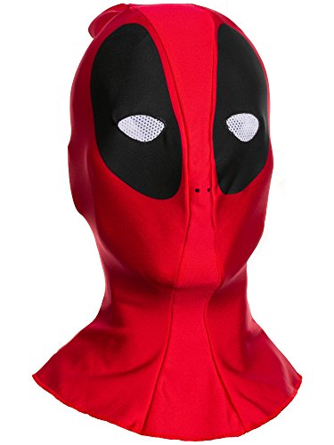 Deadpool Adt Fabric Overhead -